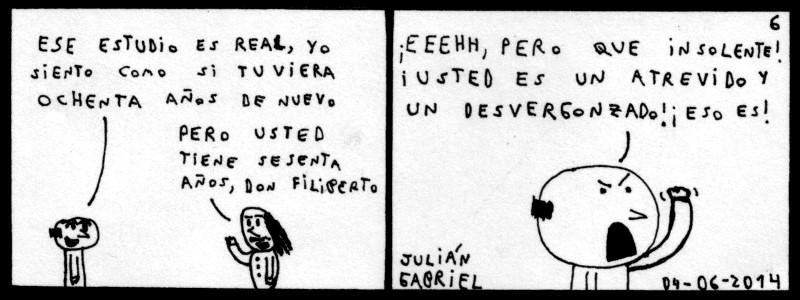 Don Cosme y Don Filiberto 6